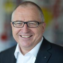 Portraitfoto Botschafter Rainer Kirchhofer
