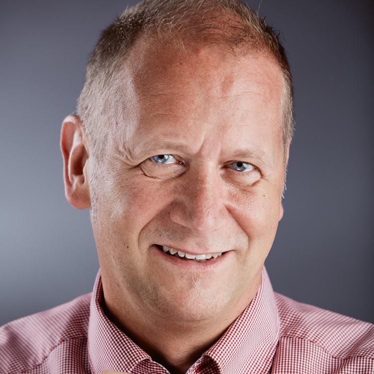 Portraitfoto Botschafter Daniel Roth