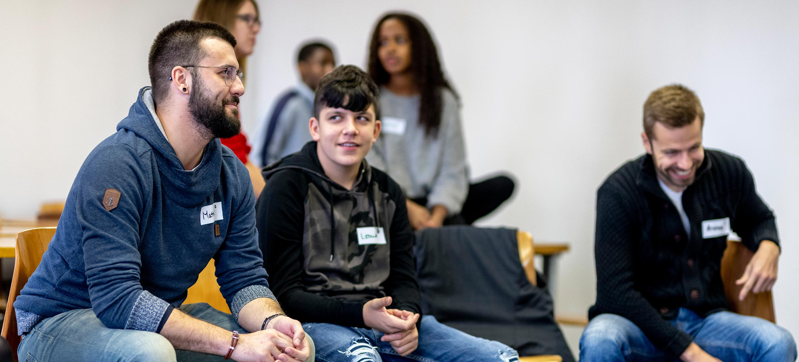Mentoring Potenzialentfaltung Mentees Mentor ROCK YOUR LIFE