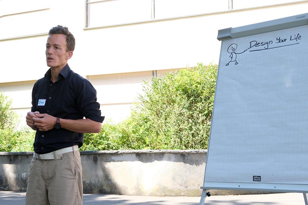RYL Mentoring Schweiz Bildungsgerechtigkeit Dino Beerli