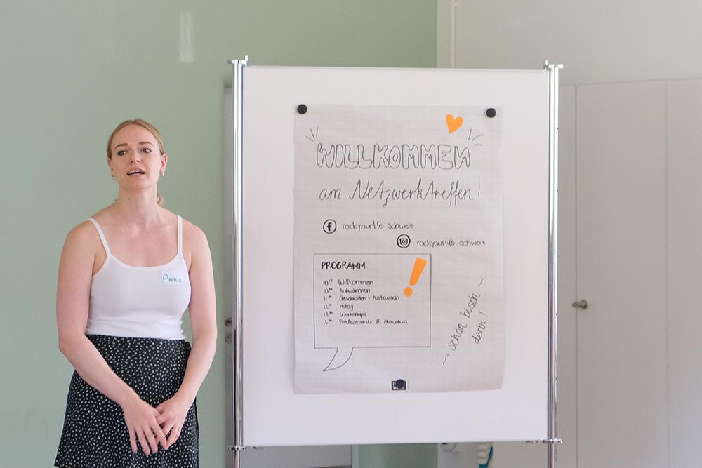 RYL Mentoring Schweiz Bildungsgerechtigkeit Netzwerktreffen