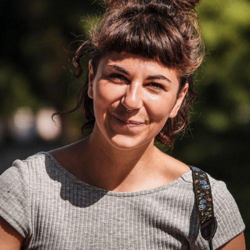 Sarah Iseli